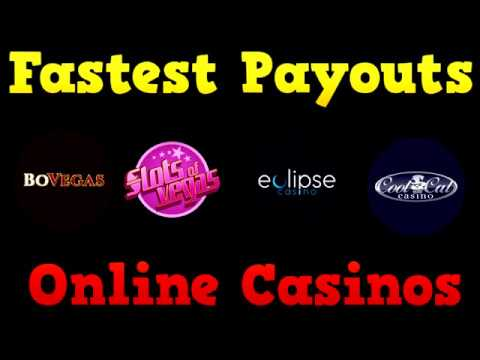 Online casino with fast payouts