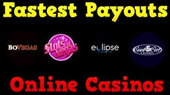Fast Payouts Online Casinos