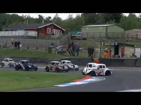 SMRC Scottish Legends Cars Championship 2018  Final