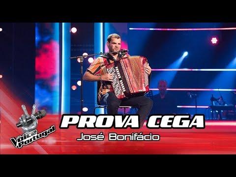 "José Bonifácio - ""Libertango""  Prova Cega  The Voice Portugal"