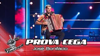 "José Bonifácio - ""Libertango"" | Prova Cega | The Voice Portugal"