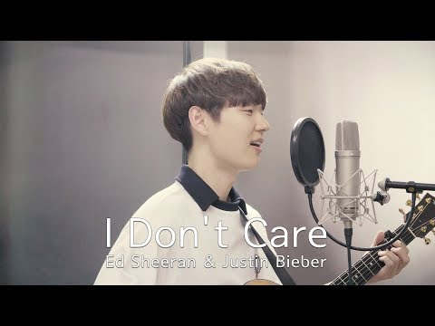 Ed Sheeran & Justin Bieber - I Don't Care (Cover By Dragon Stone)