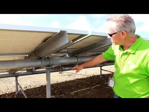 Curacao Solar PV System Operation and Maintenance