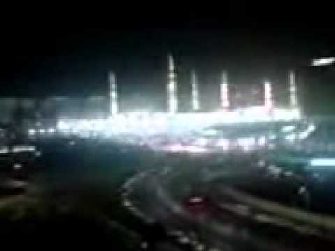 Чудо в Медине во время азана