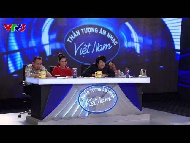 Vietnam Idol 2015 – Tập 2 – Những tiết mục hài hước