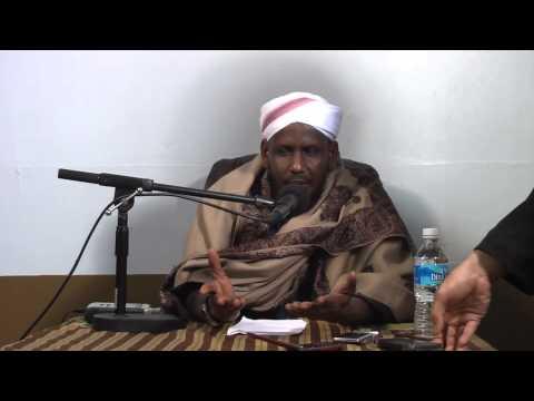 Aducaa bacda Salaat (sheikh Saalax)