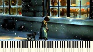 Anniversaire - Cô bé bán diêm - Piano Tutorial