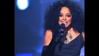"Diana Ross [Live] - AIN""T NO MOUNTAIN HIGH ENOUGH - [HQ sound]"