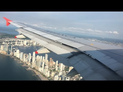 Miami Cartagena | Avianca | Full Flight