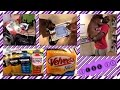 VLOG 86 | Cleaning & Organizing | Home Depot | Powerade & Cheese