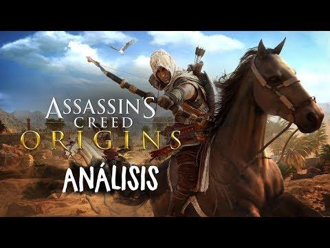 Assassin's Creed Origins - Análisis / Opinión