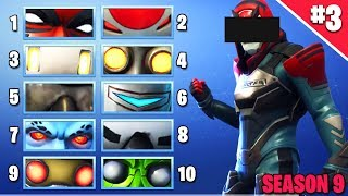GUESS THE EYES OF THE SKIN IN FORTNITE #3 - Staffel 9 | Fortnite Quiz