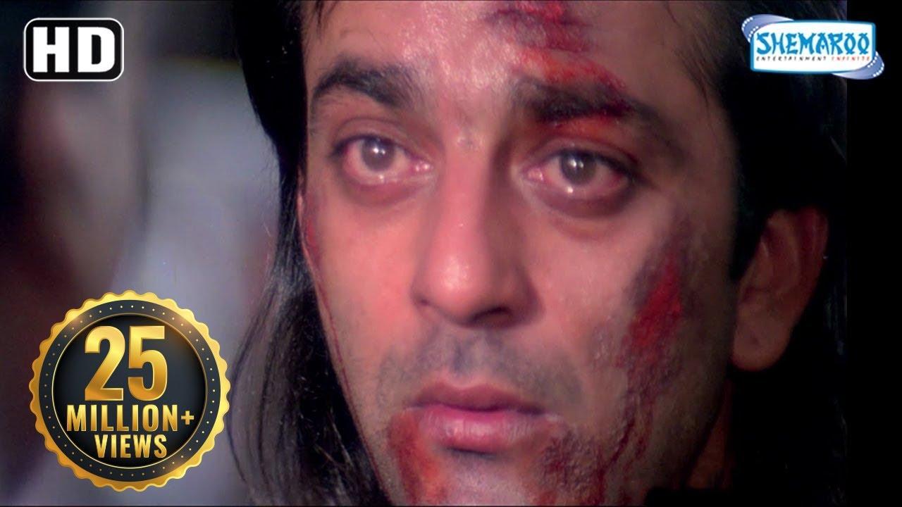 Top Action Scenes from Andolan (HD) Sanjay Dutt - Govinda ...