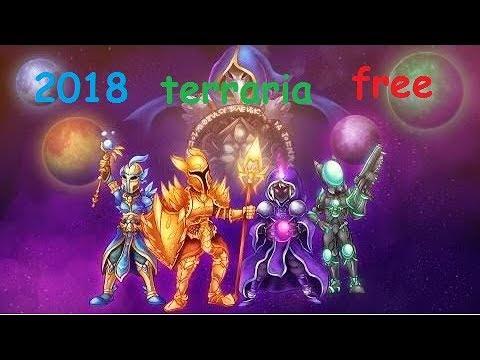 Terraria free download.