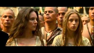 The Last of the Mohicans --Yan Kee and Francois Traders--Magua Greed-speech to chief of Huron