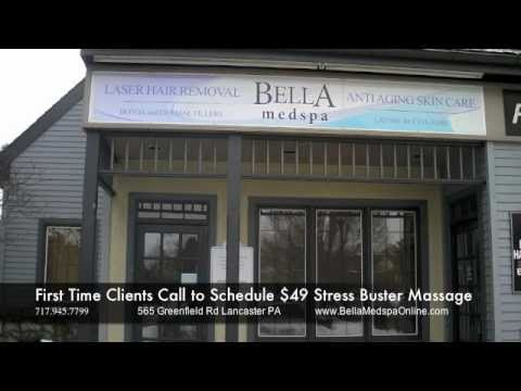 Massage, Laser Hair Removal and Botox Lancaster PA