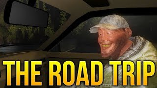 The Road Trip - Picking Up Crazy Hitchhikers - WTF is This! - The Road Trip Gameplay Part 1