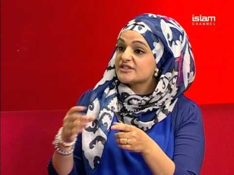 Award-Winning Modern Islamic & Abstract Artist Raanaz Shahid on Living the Life