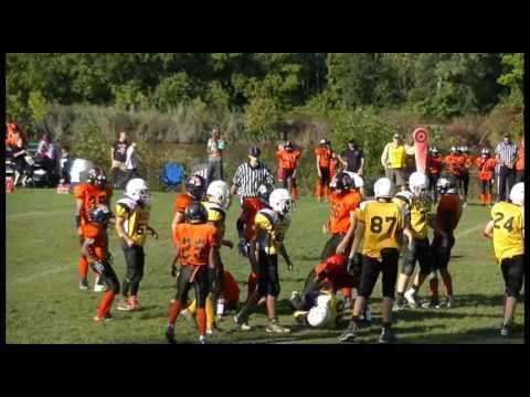 2016 Manitowoc Chiefs 7th Grade vs  St Joe's