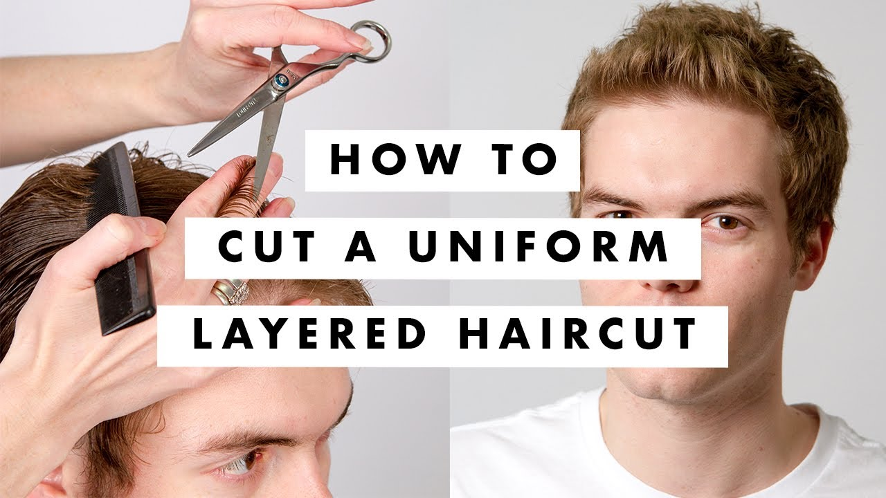 Download How to Cut A Uniform Layered Hair Cut Structure - Tutorial / Lesson - MIG Training