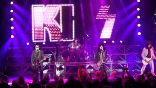 Kiss Plaster Caster KKIV Night One 11/2/2014