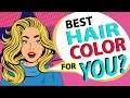 Which Hair Color Suits Your Personality? Personality Test