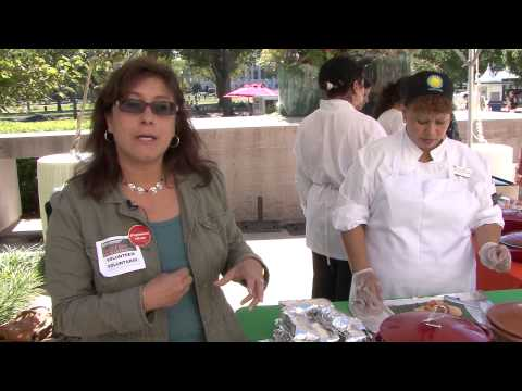Latin American Traditional Food, with Ana P. Rodriguez & Steve Velasquez (Interview & Demonstration)