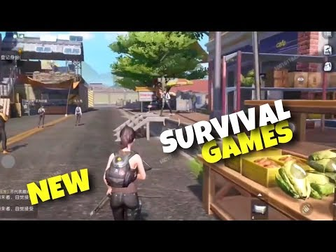 Top 10 New Survival Android & IOS Games 2019