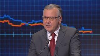 Гриценко: Тем, кто крадет, не будет места в новой власти