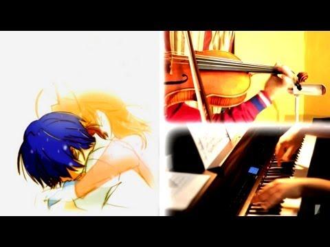 CLANNAD - Nagisa (Warm Viola/Piano Arrange) ft. xclassicalcatx