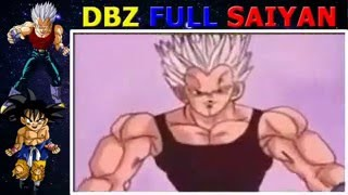 Goku Vs  Baby Vegeta Audio Latino
