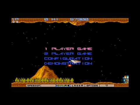 Arcade Perfect? - My Arse!! - Gradius / Nemesis