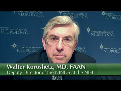Dr. Koroshetz Discusses Neurology as a Career Path - American Academy of Neurology