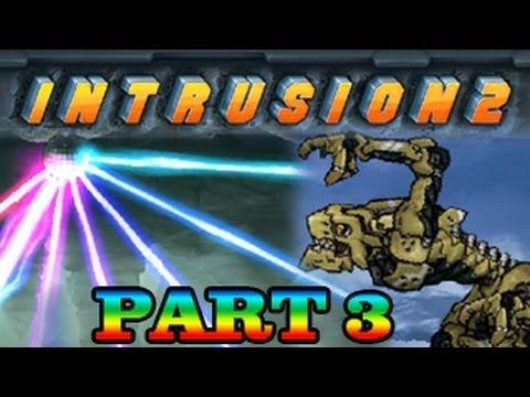 Intrusion 2 Part 3 - Laser Rainbow! | Neos...