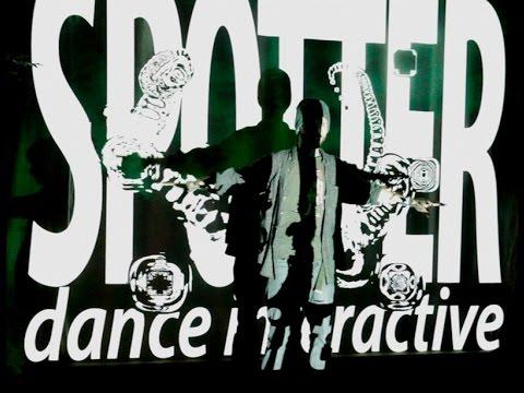 Spotter, a dance interactive