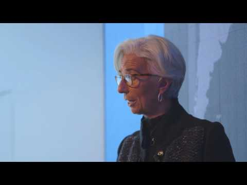 Global Solutions to Global Migration | Christine Lagarde
