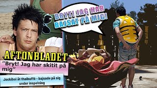 BAJSAR PÅ MIG I TV | STORYTIME