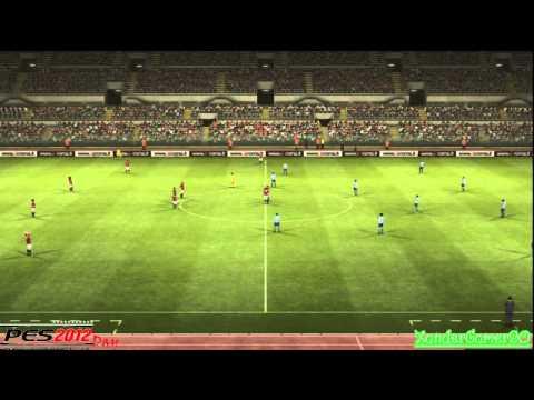 UNBOXING PES 2012 + GAMEPLAY PRIMA PARTITA COMMENTATA Ita
