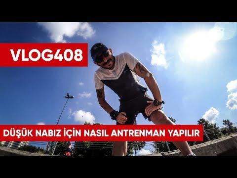 30km Koşu Antrenmanımda Düşük Nabızla Nasıl Koşulur Muhabbeti | Asla Durma Vlog408