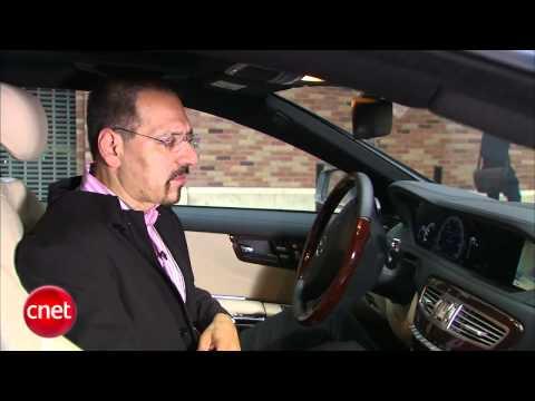 Car Tech 2011 Mercedes CL550 review