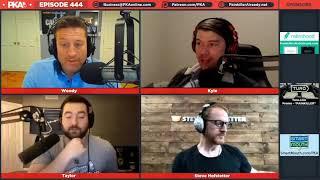 Kyle's Legal Story minus the Hofstetter interruptions