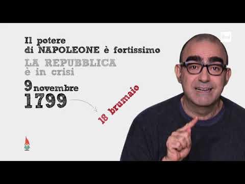 BIGnomi - Napoleone Bonaparte (Elio - Stefano Belisari)