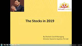 The Stocks in 2019 By Shailesh Saraf thumbnail