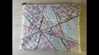 Crazy quilt …