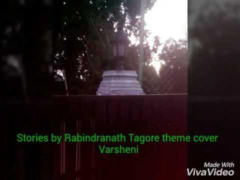 theme of the story kabuliwala by rabindranath tagore