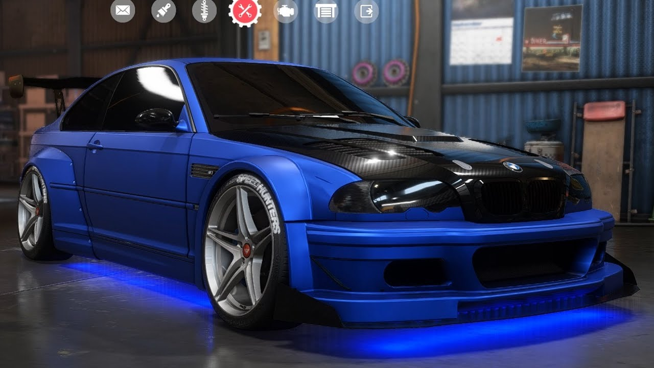 Need For Speed Payback Bmw M3 E46 Customize Tuning