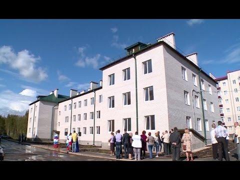 В новый 45 квартирный дом  переезжают 78  жителей Валдая