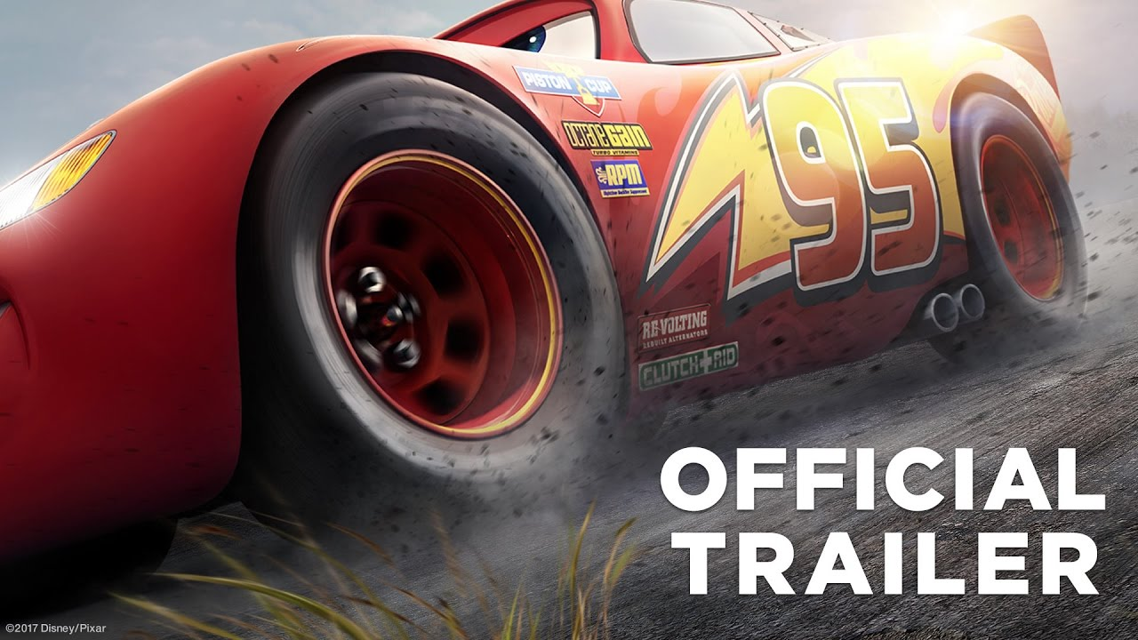 Garage Auto 95 Cars 3 Official Us Trailer
