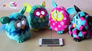 Обзор танцевальных возможностей руссифицированного Ферби Бум (Furby Boom) от pibo.by! Смотрите!