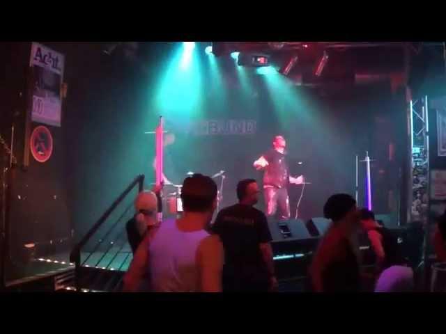 Schwarzbund - Der Mensch Tanzt (Live@Garage Deluxe München)